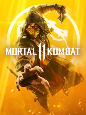 Mortal Kombat 11 Icon